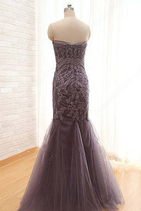 Sweet 16 Dresses | Tulle lace sweetheart long mermaid dresses,long dresses for prom