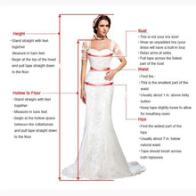 Load image into Gallery viewer, Unique Red O Neck Open Back Long Mermaid Prom Dress, Party Dress