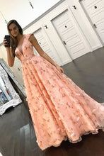 Load image into Gallery viewer, 2019 prom dress image