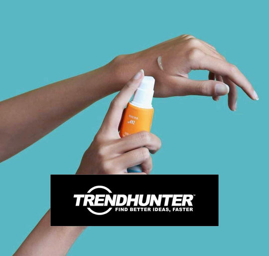 Trendhunter, May 2019