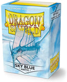 Dragon Shield Sky Blue Matte 100 Protective Sleeves