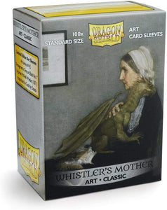 Dragon Shield Whistler's Mother Art Matte 100 Protective Sleeves