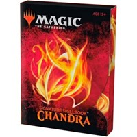 Magic The Gathering Signature Spellbook Chandra Limited Edition Set - 9 Cards
