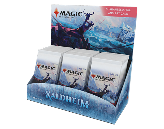 Kaldheim Set Booster Box - 30 Packs