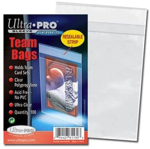 Ultra Pro Team Bags -100 count