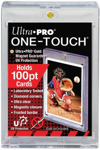 Ultra Pro 100pt Magnetic Card Holder One-Touch Cases