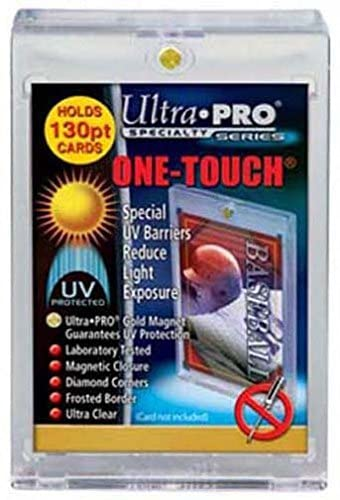 Ultra Pro 130pt Magnetic Card Holder One-Touch Cases