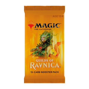 Guilds of Ravnica Collector Booster Pack