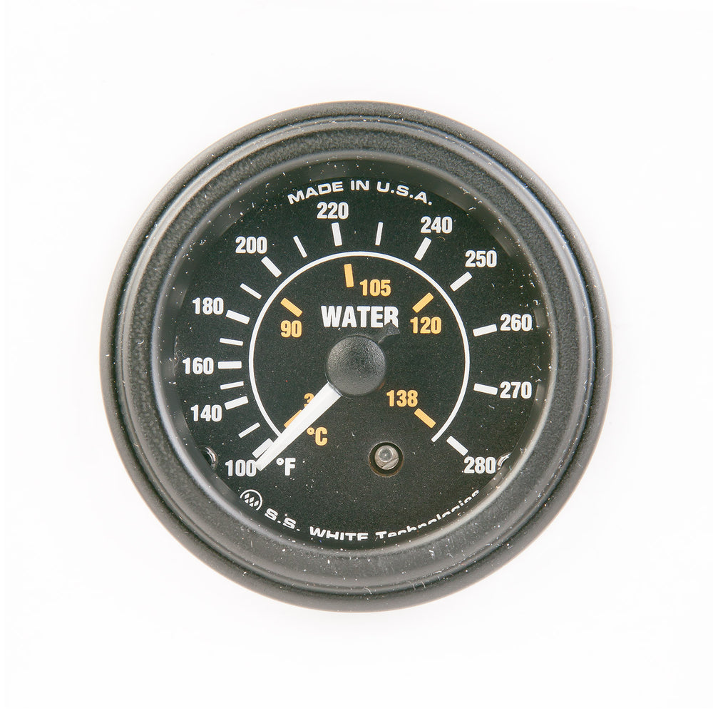 Water Temperature Gauge - Record Technologies
