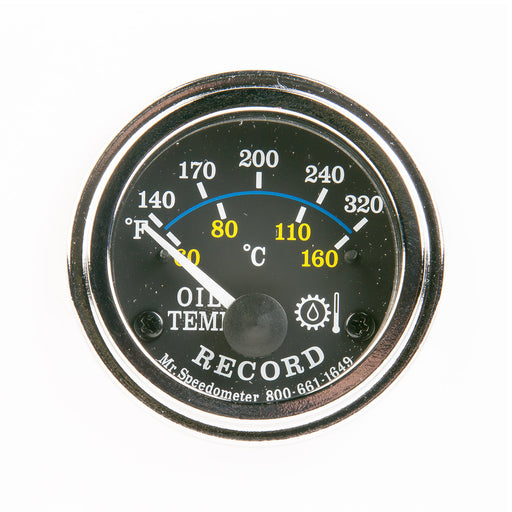 Transmission oil temperature gauge - Record Technologies