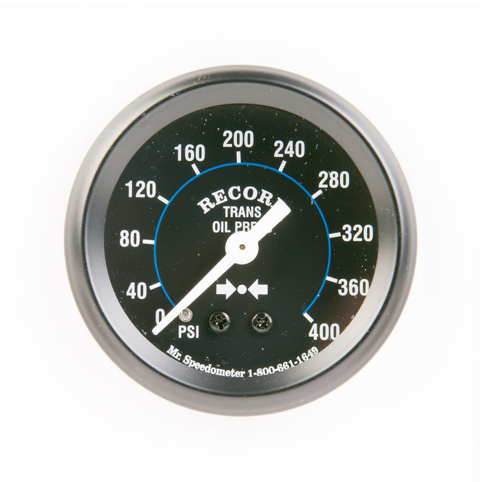 Transmission Oil Pressure - Record Technologies