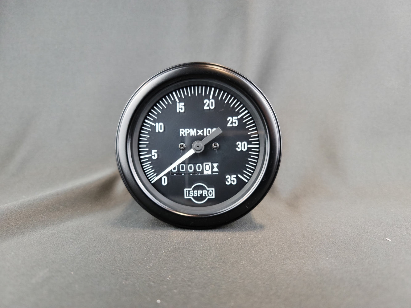 ISSPRO 3 3/8 Inch Mechanical Tachometer - 0.5:1 Ratio - R8599