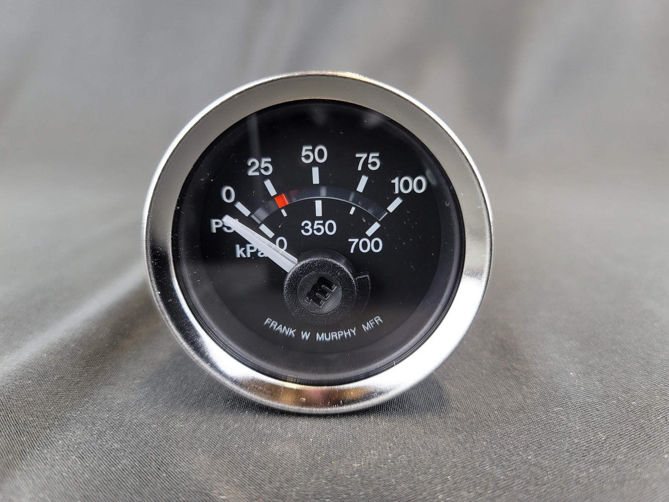 MURPHY Electronic Air Pressure Switch Gauge - EGS21P-100-12