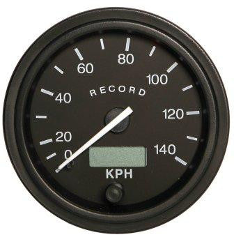 Programmable aftermarket speedometer - Record Technologies