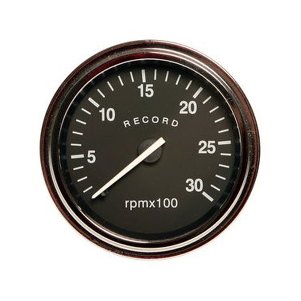 Programmable aftermarket tachometer - Record Technologies