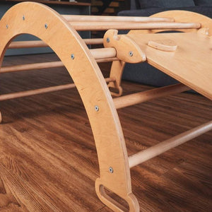 Children's furniture Pikler Arch  Color:  Naturally wood