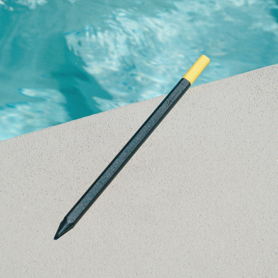 Recycled graphite pencil by Peppermint products