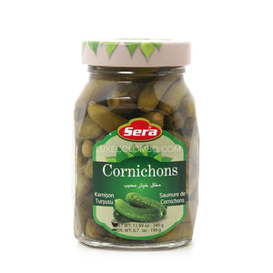 Pickled Cucumbers 340g - Sera