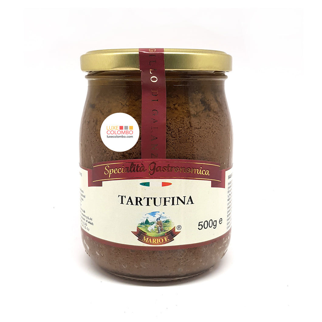 Truffle sauce with White Truffle 500 g