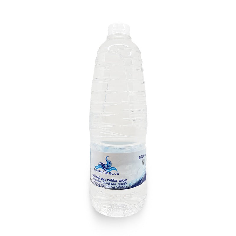 Natural Mineral Water 1L  12 pack