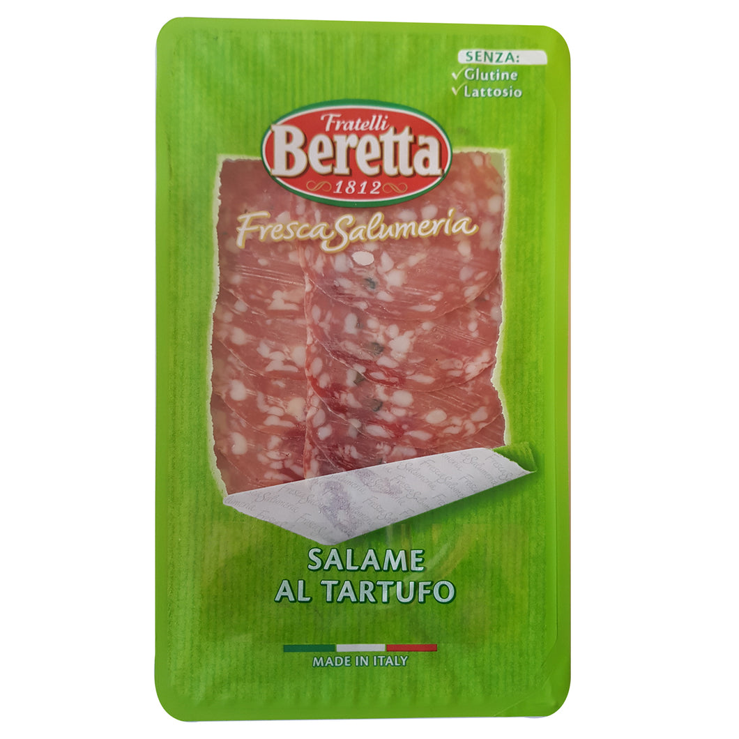 Salami Milano with Black Truffle 70g