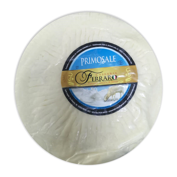 Goat Cheese Semi-Hard 2.5Kg