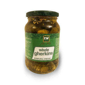 Whole Gherkin - 500g