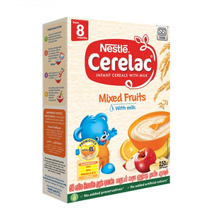 Nestlé Cerelac Mixed Fruits 250g