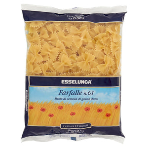 Pasta Butterfly  N°-61 500g
