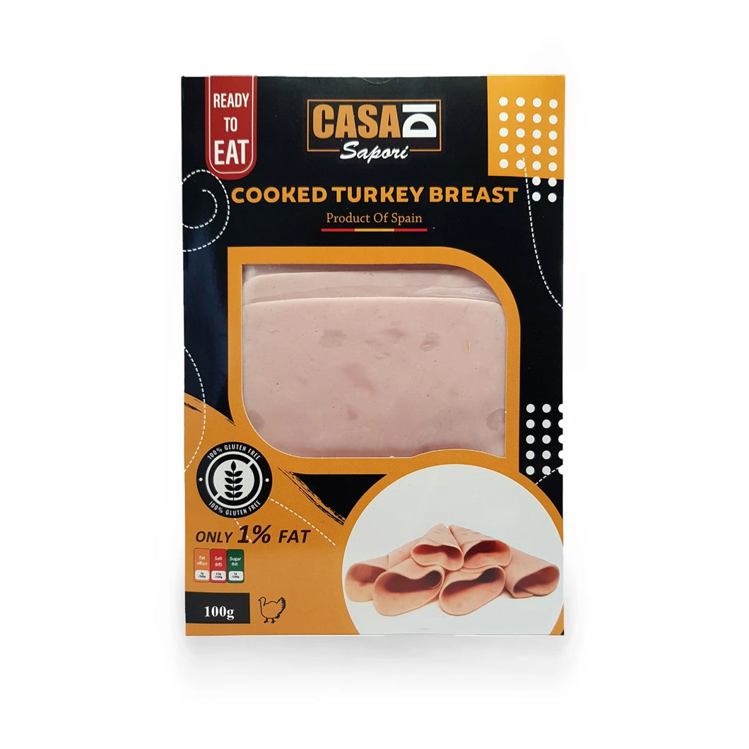 Cooked Turkey Breast Casa di Sapori 100g