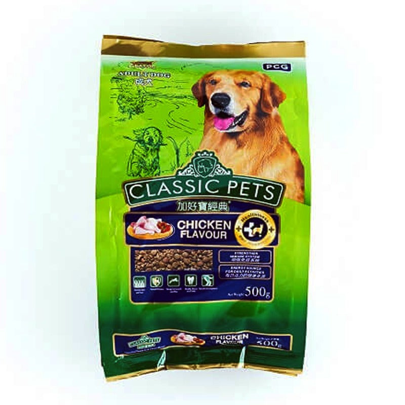 Classic Pets Adult Chicken  500g
