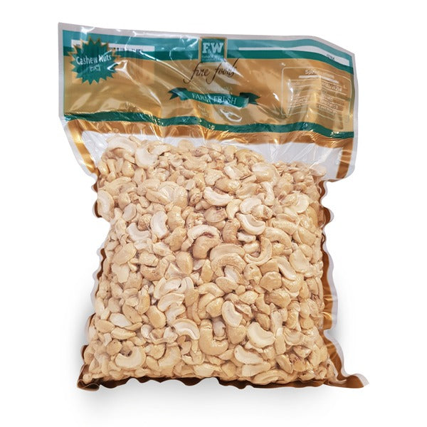 Cashew Nut Pieces Oven Roasted 500g