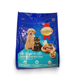 SMART HEART PUPPY CHICKEN & EGG MILK 500g
