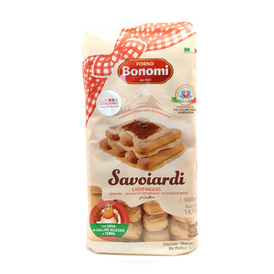Lady Finger Savoiardi Biscuits 400g