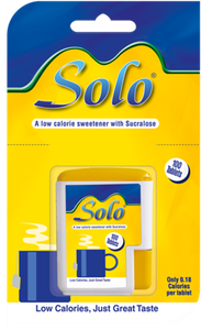 Solo Tablets 300s