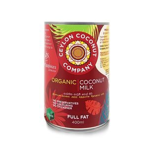 Organic Coconut Milk 400 ml