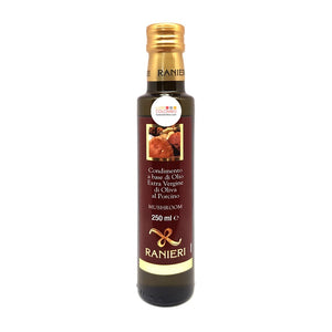 Porcini Mushroom Infused Extra virgin Olive oil - Ranieri 250ml
