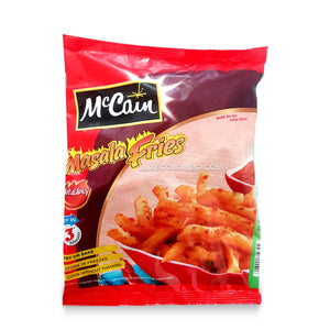 Masala Fries 375g - McCain
