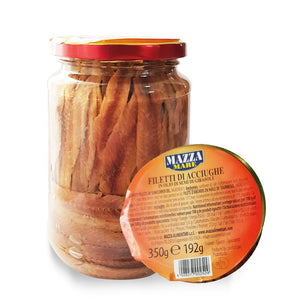 Anchovy Fillets in Sunflower Oil 350g
