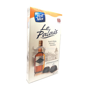 Le Palais Filled Chocolates 150 g - Whisky Flavour