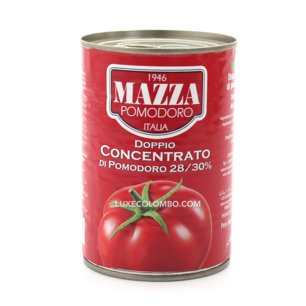 Tomato Puree Double Concentrate 400g - Mazza