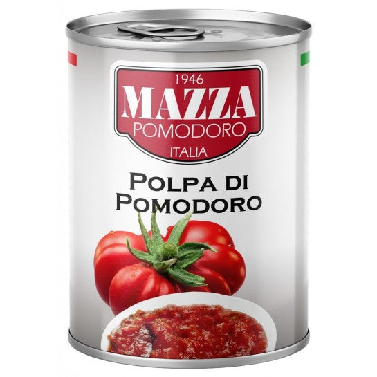 Chopped Tomato Mazza 400g