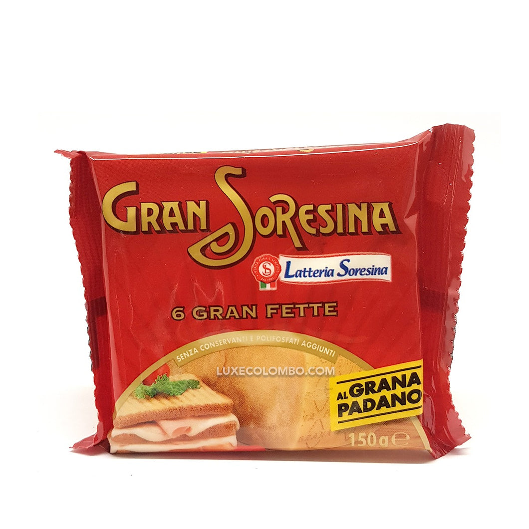 Cheese slices with Grana Padano - Soresina 150g