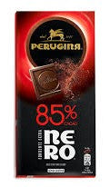 Perugina Dark Chocolate 85% - 85g