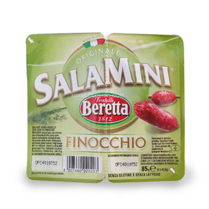 Mini Salami with Fennel Seeds 85g