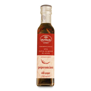 Chilli pepper infused Extra Virgin Olive Oil 250 ml
