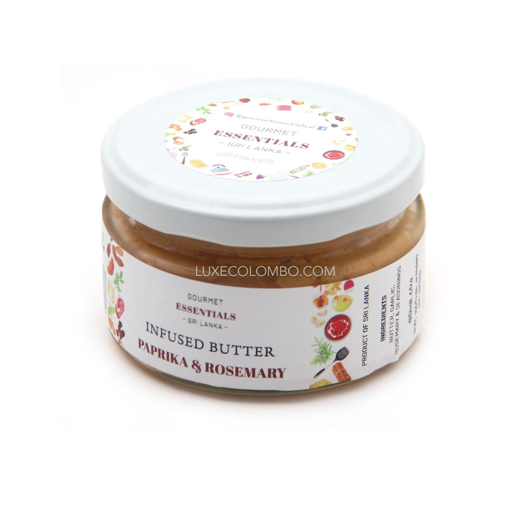 Paprika & Rosemary Butter 150g
