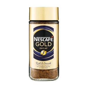 Nescafe Gold Decaffeinated 100g