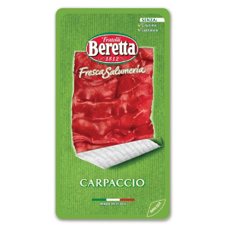 Cured Beef Slices - Carpaccio  60g