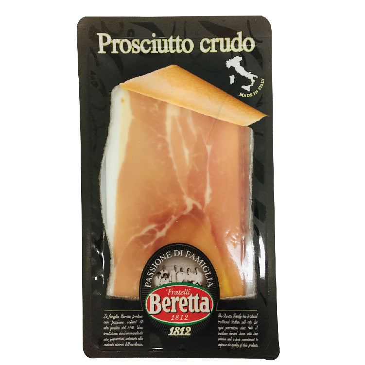 Prosciutto Crudo Dry Cured ham 70g